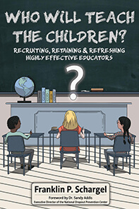 Who Will Teach The Children book cover